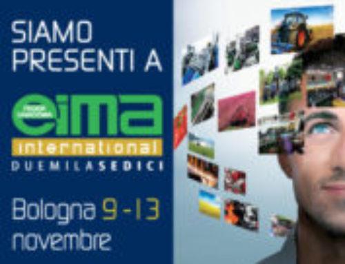 EIMA INTERNATIONAL 2016