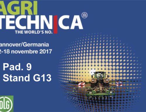 GRIM sarà presente alla fiera Agritechnica